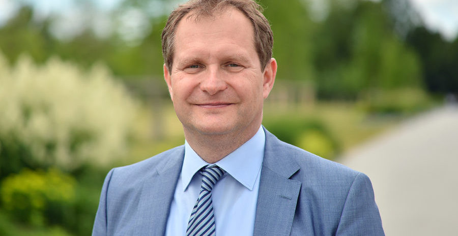 Umweltsenator Jens Kerstan, 2017 | © Behörde für Umwelt und Energie (BUE)