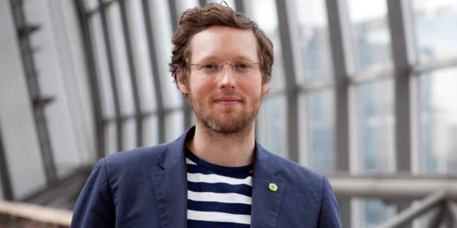 Portraitfoto von Jan Philipp Albrecht